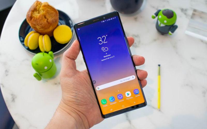 Top 5 Business Smartphones