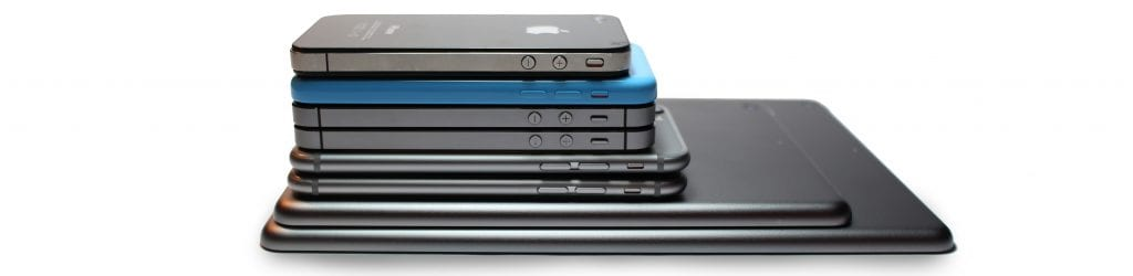 business mobile phones and tablets